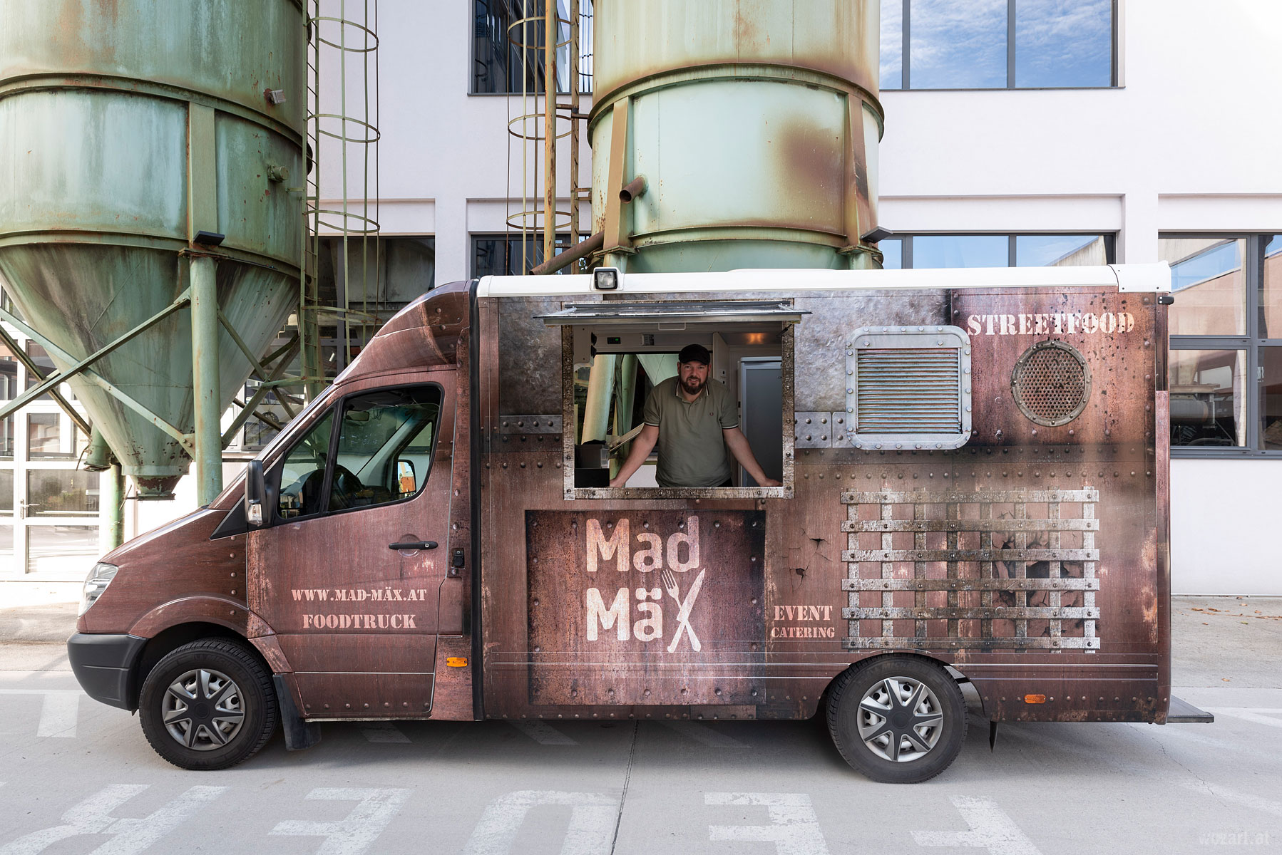 Mad Mäx Foodtruck